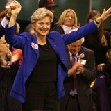 Governor Jennifer Granholm By Merlin Elsner [CC-BY-SA-2.0 (http://creativecommons.org/licenses/by-sa/2.0)], via Wikimedia Commons