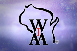 The Wisconsin Interscholastic Athletic Association logo.