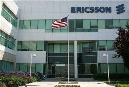 Ericsson's Silicon Valley campus is seen in Santa Clara, California, August 11, 2009. REUTERS/Robert Galbraith