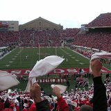 Camp Randall Stadium By Pbrown111 at en.wikipedia [Public domain], from Wikimedia Commons