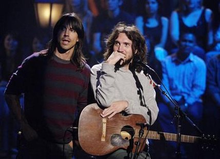 anthony kiedis john frusciante californication