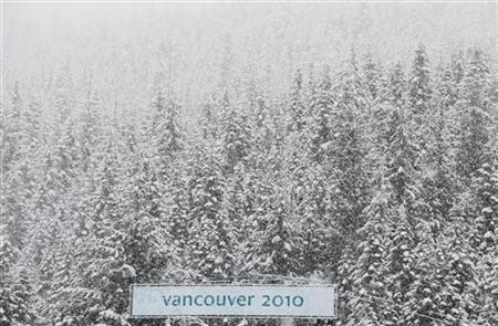 vancouver weather  olympics