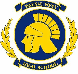 Wausau West High School Warriors logo