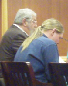 A judge sentenced Eric Mayer to 10 years in prison and five years on extended supervision for the March 2009 death of Cindy Tyler.  Mayer hit Tyler once in the head after she kicked him in the mouth during a night of drinking at their home in Stratford.