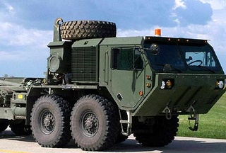 HEMTT A4 (Courtesy Oshkosh Defense)