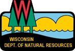 Logo of the Wisconsin Department of Natural Resources.