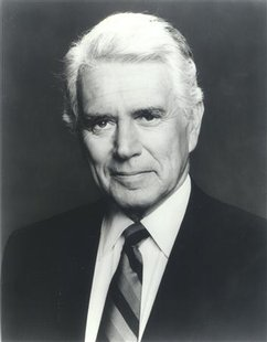 John Forsythe is seen in this undated handout photo. REUTERS/Handout