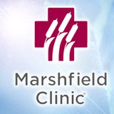 Marshfield Clinic logo.