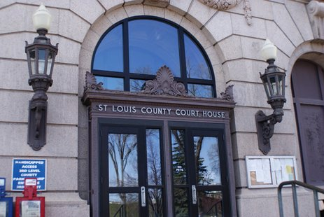 St. Louis County Court House; located in Duluth, MN.   Photo courtesy of Joseph Yetman Photography, LLC    www.josephyetmanphotography.com