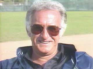 Milwaukee Brewers radio broadcaster Bob Uecker.