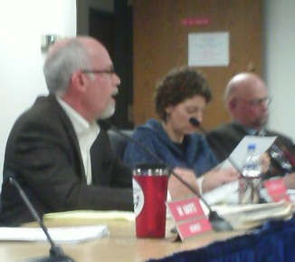 The Stevens Point school board brainstorms ideas about how to erase a $8 million shortfall from next year's budget.