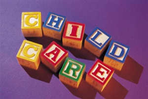 Child Care Graphic