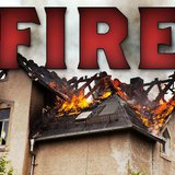 Fire under investigation copyright Midwest Communications, Inc.