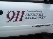 Branch County 911
