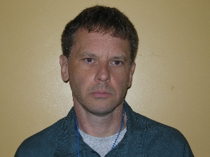 A mugshot of Keith Kostrowski