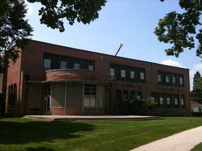 Kohler Elementary School Building