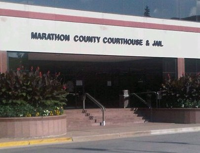 Marathon County courthouse