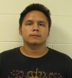 James Begay is accused of sexually assaulting a 19-year-old woman on Wausau's west side August 11, 2010.