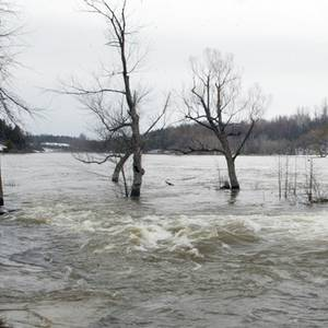 Mississippi River Flooding (Courtesy of WNMT.com)