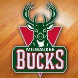 Milwaukee Bucks logo.