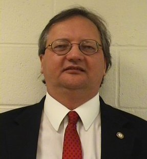 Wausau attorney Ronald Moore is accused of trying to get a client to buy marijuana for him in February 2010.  (Photo courtesy: Marathon County jail)