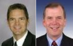 Mark Schauer and Tim Walberg