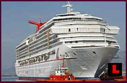 The Cardinal cruise ship Splendor.