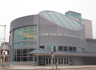 Fox Cities Performing Arts Center (courtesy of FOX 11)