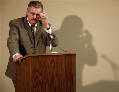 Former Calumet County District Attorney Ken Kratz (courtesy of daylife.com)
