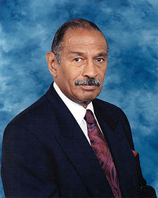 U.S. House Representative John Conyers (D-Detroit)