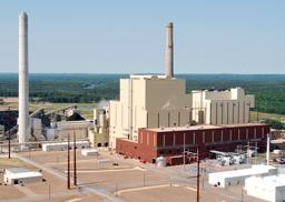 The Weston Four power plant.