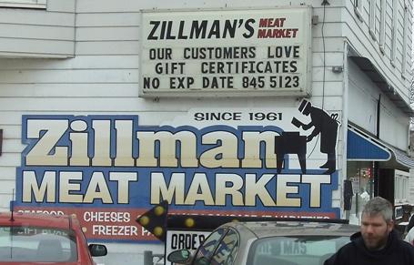 Zillman's Meat Market