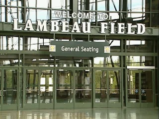 Lambeau Field Atrium (Photo courtesy of FOX 11).