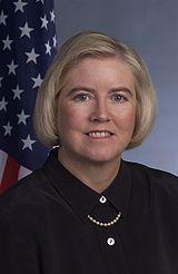 U.S. House Representative Candice Miller (R-Harrison Twp.)