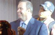 Murphy at the Big Game 16