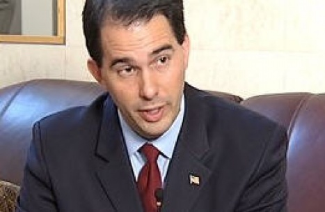 Wisconsin Governor Scott Walker (R)
