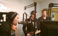 Atomic Tom In-Studio with 94.1 The Edge 4