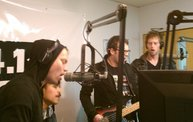 Atomic Tom In-Studio with 94.1 The Edge 5