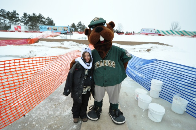 WIFC at the Polar Plunge 2011 for Special Olympics!