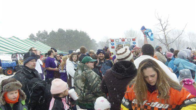 2011 Wausau Polar Plunge for Special Olympics