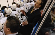 Western Michigan Hockey@Notre Dame 02/26/11 18