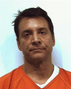 Self-help guru James Arthur Ray is pictured in this booking photo released to Reuters on February 3, 2010. REUTERS/Yavapai County Sheriff's Office/Handout