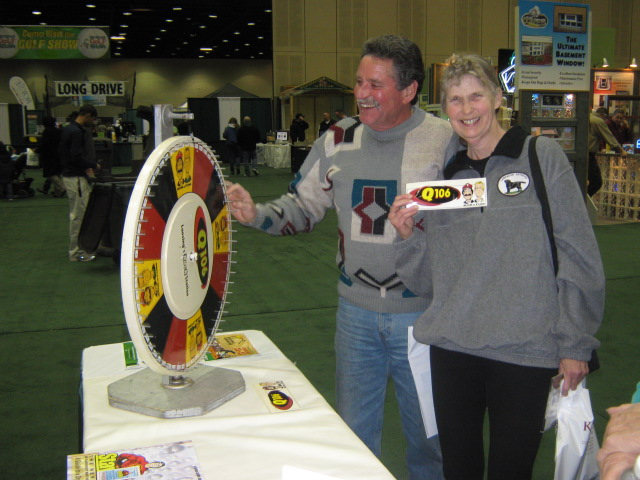 Q106 rocked the Home, Building Remodeling Show at the Lansing Center.  Thanks for stopping by!