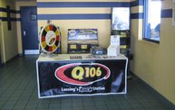 Q106 at Northwest Tire & High Tech Service (3-1-11) 2