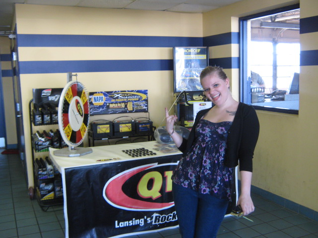 Q106 stopped by Northwest Tire & High Tech Service to ROCK!
