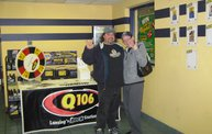 Q106 at Northwest Tire & High Tech Service (3-12-11) 8
