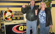 Q106 at Northwest Tire & High Tech Service (3-12-11) 1