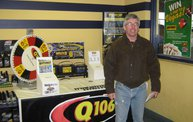 Q106 at Northwest Tire & High Tech Service (3-12-11): Cover Image