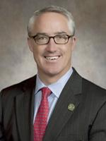 Wisconsin State Senator Randy Hopper (R-Fond du Lac).