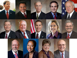 """Wisconsin 14"" State Senate Democrats"